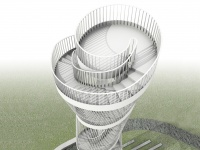 Vyhlídková věž Kvetnica